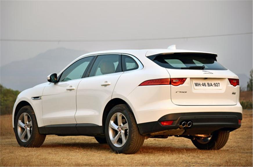 Jaguar F-Pace 20d review, specifications, interiors ...