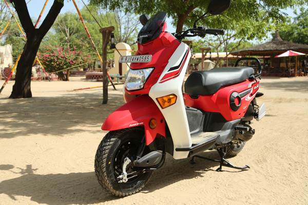 2017 Honda Cliq Review Images Specifications Autocar India