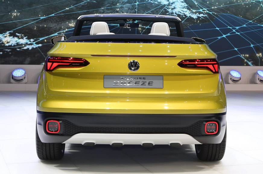 volkswagen t cross to be revealed in 2018 autocar india. Black Bedroom Furniture Sets. Home Design Ideas
