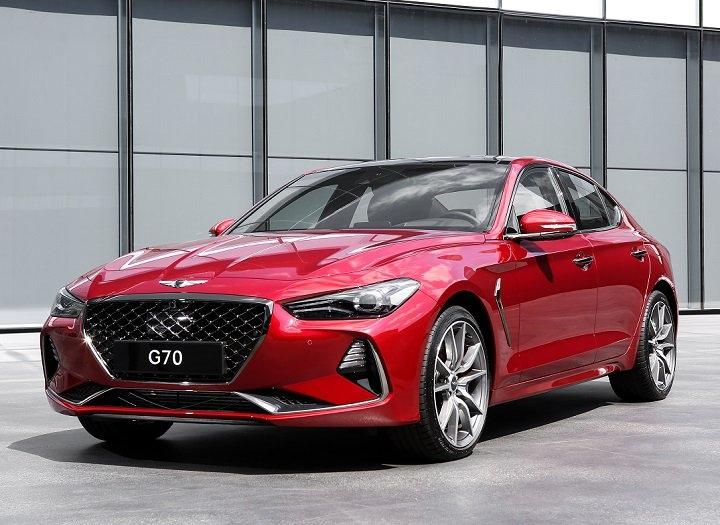 2017 Genesis G70 By Hyundai Revealed Autocar India