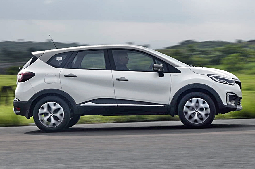 2017 renault captur test drive expert review autocar india autocar india. Black Bedroom Furniture Sets. Home Design Ideas