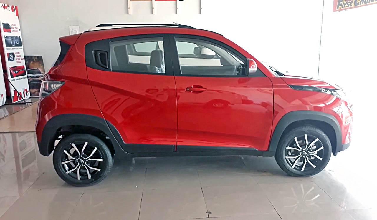 New 2017 Mahindra Kuv100 Launch Date Price   Autos Post