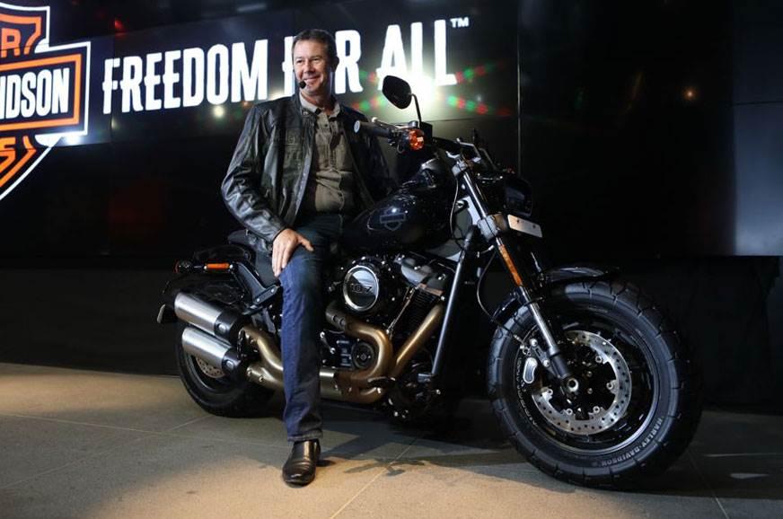 2018 Harley-Davidson Street Bob, Fat Bob, Fat Boy ...