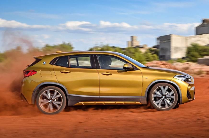 4x4 Bmw X7 >> India-bound BMW X2 unveiled - Autocar India