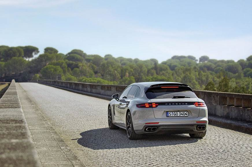 Luxury Vehicle: Porsche Panamera Sport Turismo Review, Test Drive
