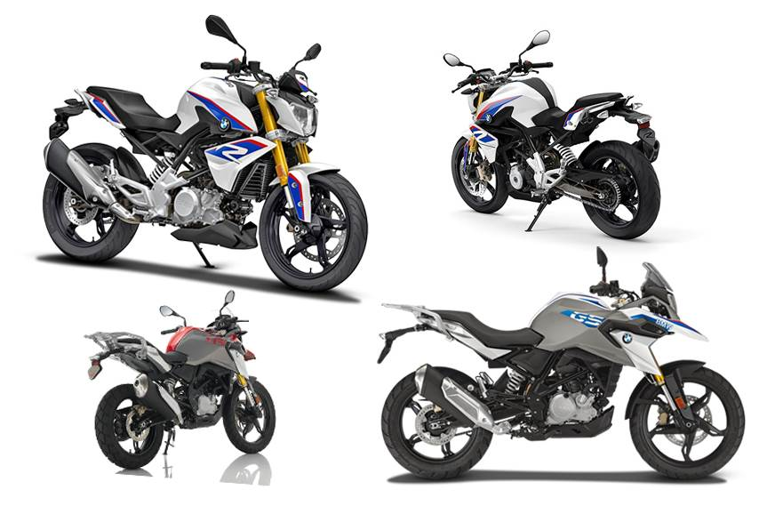bmw g 310 r g 310 gs 5 things to know autocar india. Black Bedroom Furniture Sets. Home Design Ideas