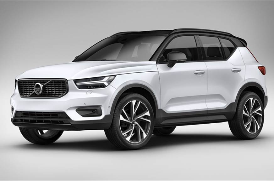 volvo xc40 suv india launch in july 2018 autocar india. Black Bedroom Furniture Sets. Home Design Ideas