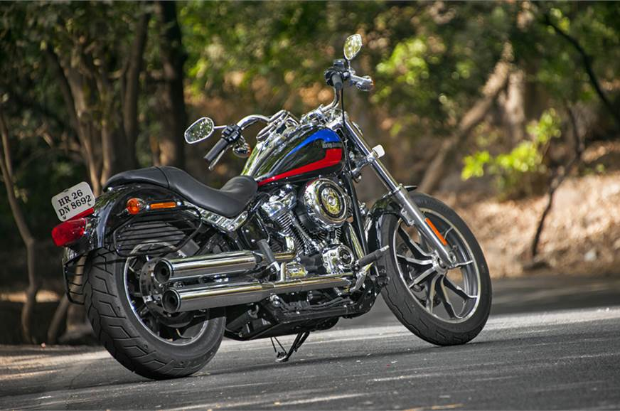 2018 Harley-Davidson Low Rider review, test ride - Autocar ...