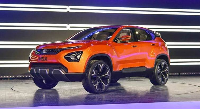 Scoop Market Name For Tata H5x Suv To Be Harrier