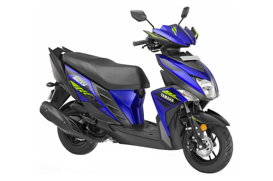 Yamaha Cygnus Ray Zr Street Rally Launched At Rs 57 898