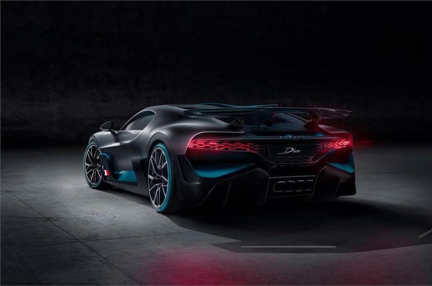 Bugatti Divo unveiled - Autocar India