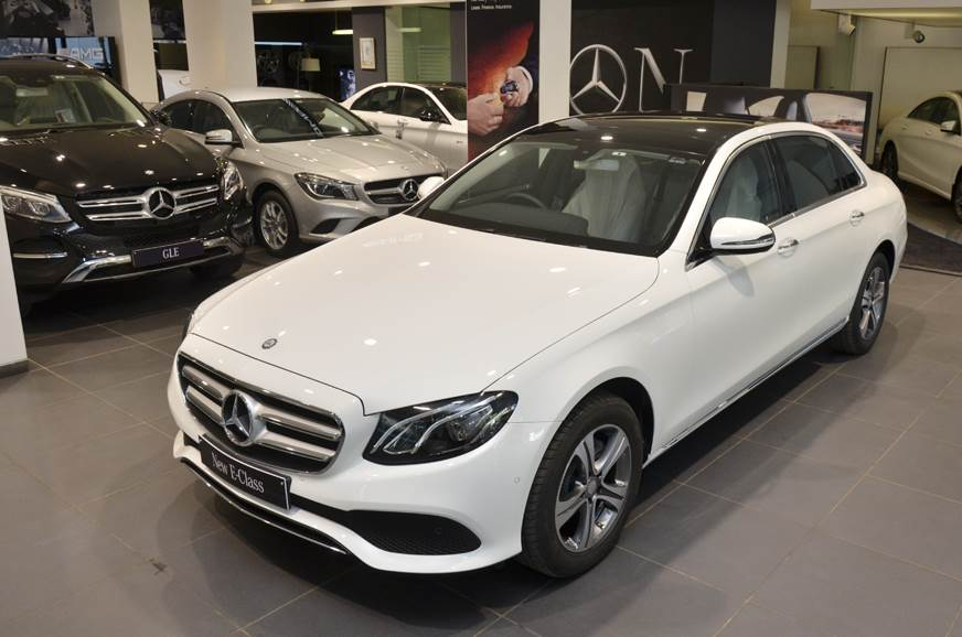 Mercedes-Benz India sales dip 8.4 percent to 14,867 units ...
