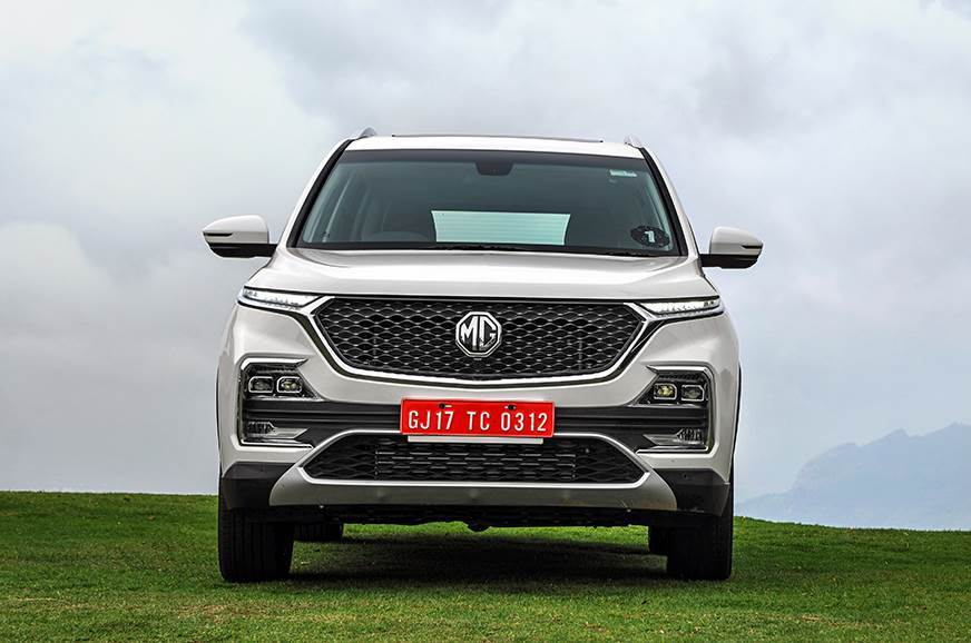 MG Hector price announcement and launch on June 27, 2019 ...