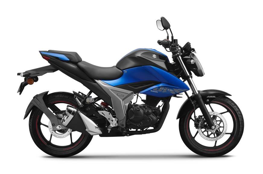 New 2018 Suzuki Gixxer ABS Spotted; Launch Details