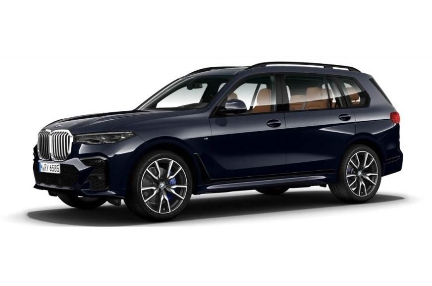 BMW X7 SUV India line-up rejigged for 2020; X7 price ...
