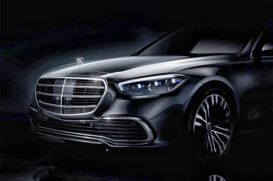 Mercedes S-class 2021 teased ahead of global debut ...
