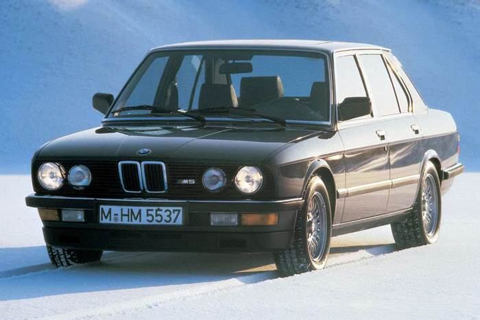 40 Years Of Bmw M Division Autocar India