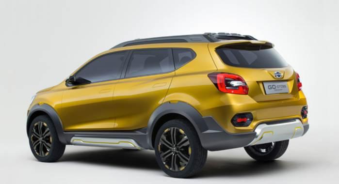 Datsun Go-Cross concept photo gallery - Autocar India