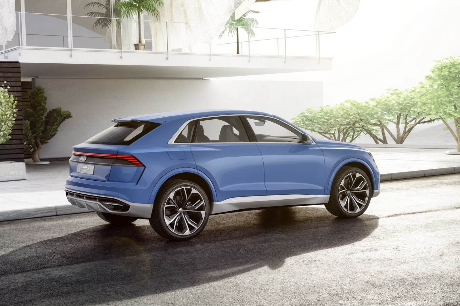 Audi Q8 concept image gallery - Autocar India