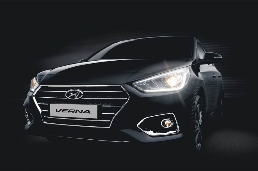 New 2017 Hyundai Verna Images, Interior, India Launch Date