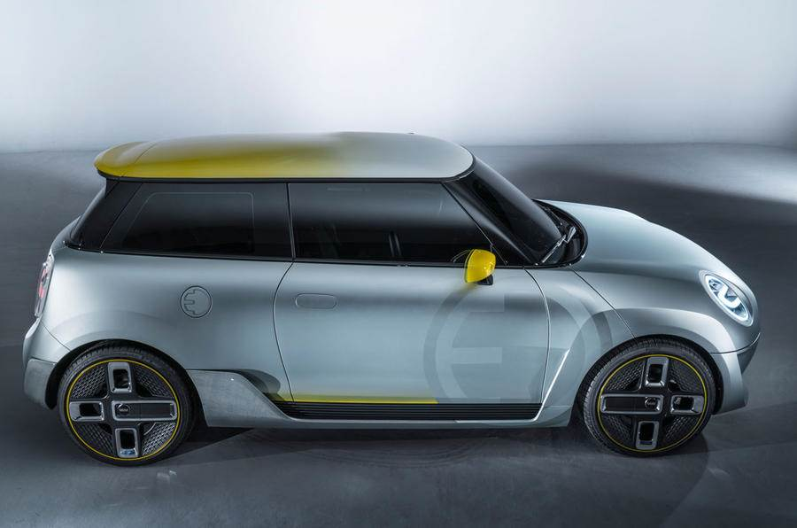 Mini Electric Concept Image Gallery Autocar India