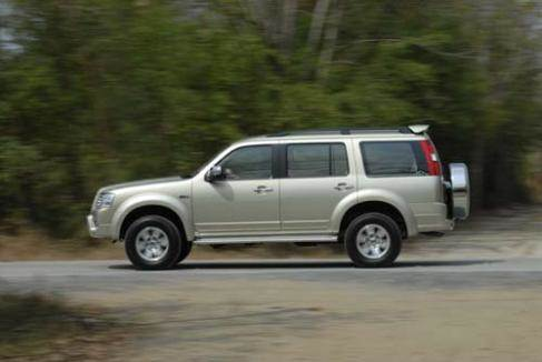 Ford Endeavour Tdci 3 0 Thunder Old Autocar India