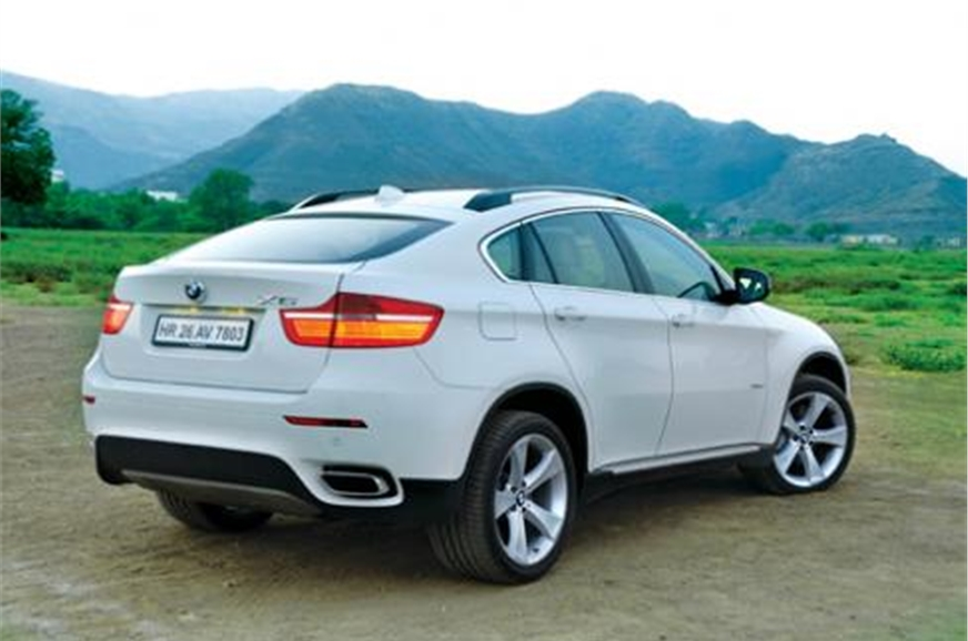 Bmw X Used Car Price In India