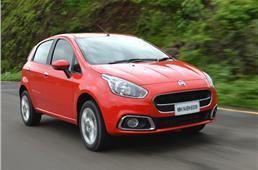 New Fiat Punto Evo review, test drive