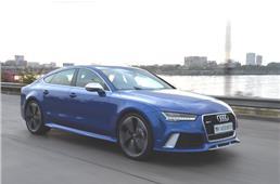 Audi RS7 Sportback facelift review, test drive