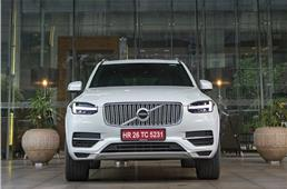 Volvo XC90 T8 Excellence review, test drive