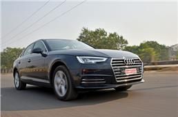 2017 Audi A4 35 TDI review, test drive