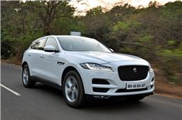 2017 Jaguar F-Pace 20d review, test drive