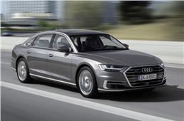 2018 Audi A8 review, test drive