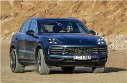2018 Porsche Cayenne review, test drive