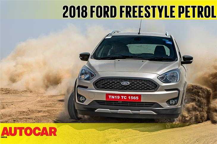 2018 Ford Freestyle petrol video review