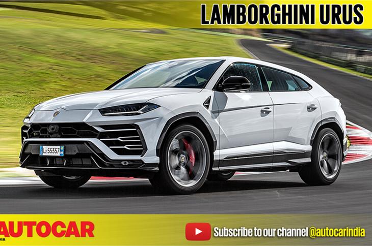 2018 Lamborghini Urus video review