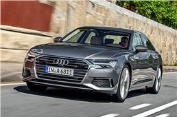 2018 Audi A6 review, test drive