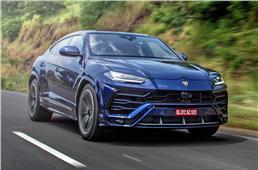 2018 Lamborghini Urus India review, test drive