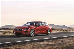 2019 Volvo S60 review, test drive