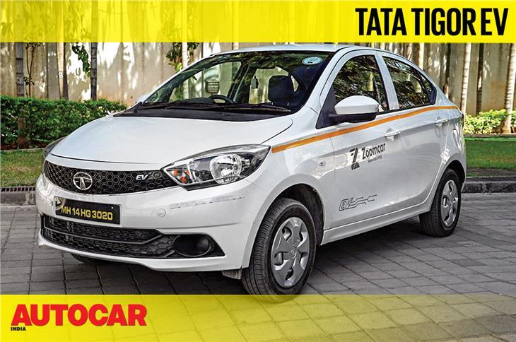 Tata Tigor EV video review