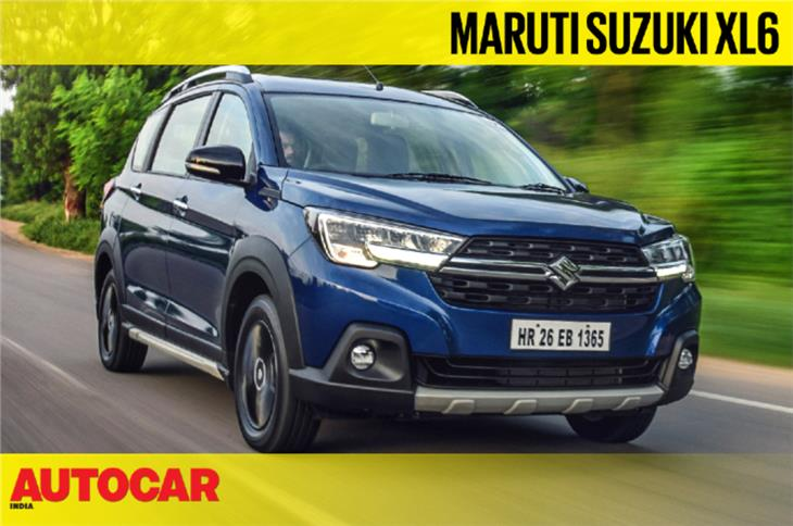 Maruti Suzuki XL6 video review