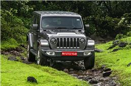 2019 Jeep Wrangler review, test drive