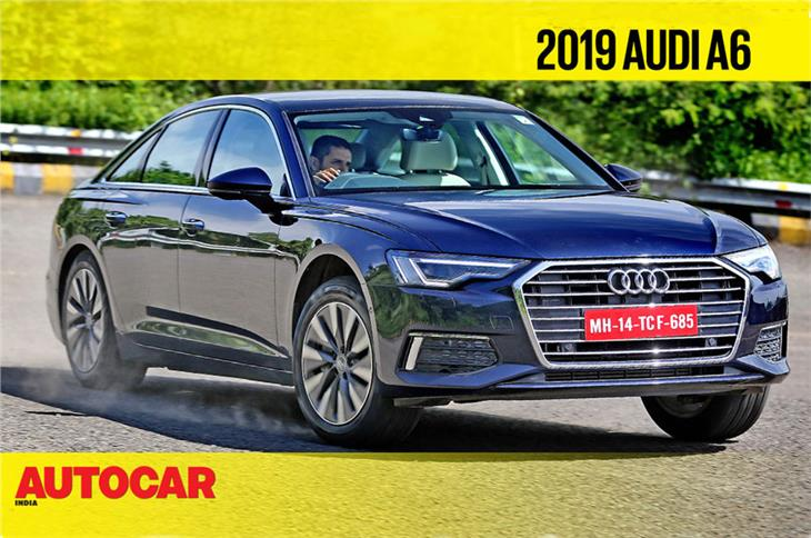 New Audi A6 India video review
