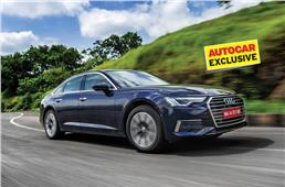 2019 Audi A6 review, test drive