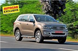 Ford Endeavour 2.0-litre diesel review, test drive