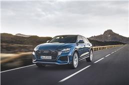 Audi RS Q8 review, test drive