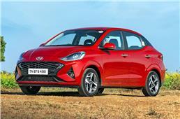 Hyundai Aura long term review, first report