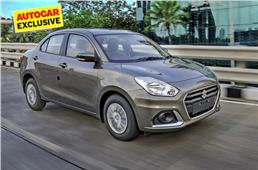 2020 Maruti Suzuki Dzire facelift review, test drive