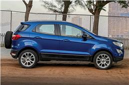 2019 Ford EcoSport long term review, final report