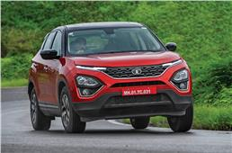 2020 Tata Harrier review, road test